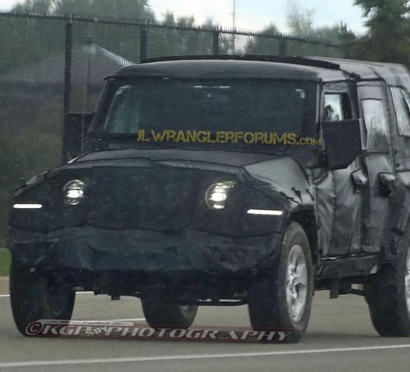 Sponsor Intro Diode Dynamics 2018 Jeep Wrangler Jl