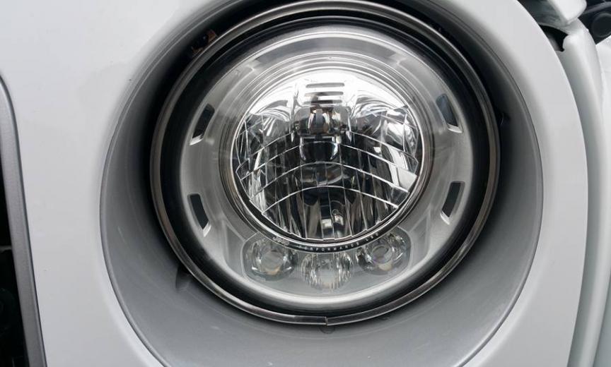 New Jeep Wrangler Led Headlights on New England Auto Show 2016