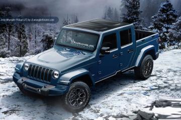 Jeep Wrangler Pickup Truck 2017 >> 2019 jeep wrangler pickup – 2018+ Jeep Wrangler (JL ...