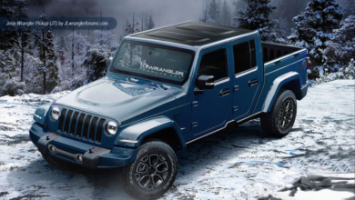Reports Jeep Wrangler Pickup Production Starts Sept 2018 And Will Come In 2 4 Door Models