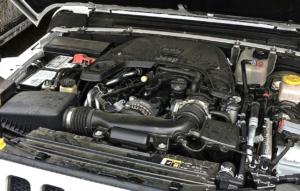 JL Wrangler engines