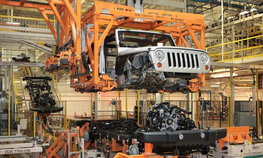 Further Confirmation Of 2018 Jeep Wrangler Production Date