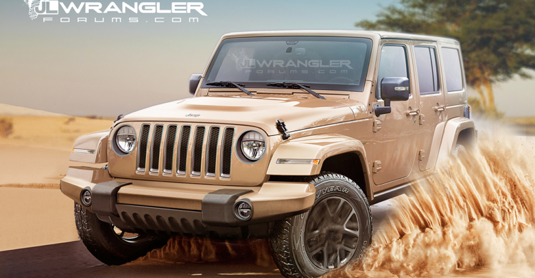 Updated Key Dates For 2018 Jeep Wrangler Launch And Production