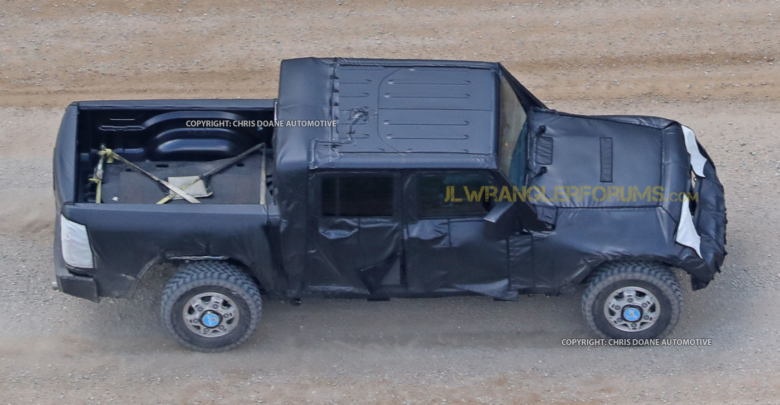 Updated Report Jt Wrangler Pickup Truck Production Pushed To Late 2019