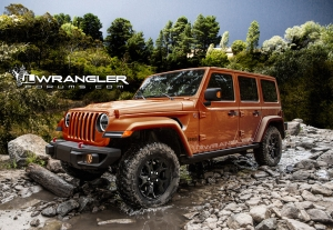 New 2018 Jeep Wrangler render JLwranglerforums