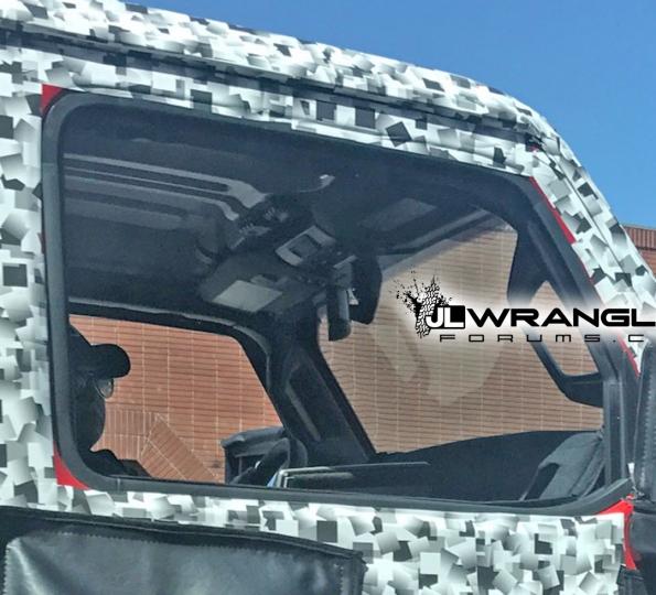 New 2018 Jeep Wrangler Rubicon (JLU) Powered Top