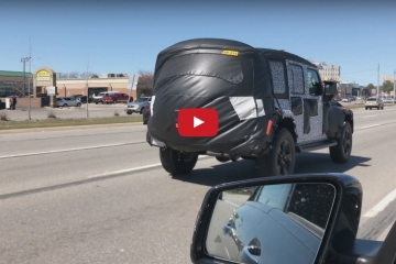 2018 Jeep Wrangler Unlimited Sahara (JLU) Video