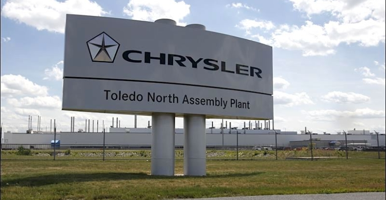 New 2018 Jeep Wrangler toledo production plant
