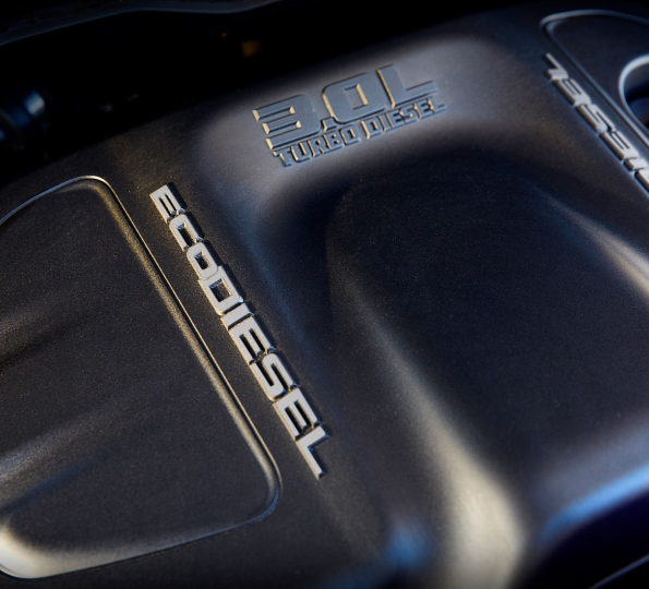 FCA Turbo Diesel EcoDiesel Wrangler JL JLU JT