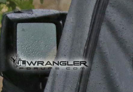 2018 Jeep Wrangler JL JLU Blind Spot Monitoring BSM System