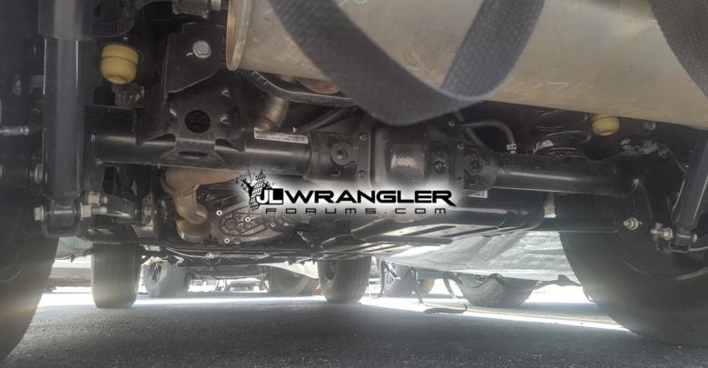 Jeep Wrangler diesel ecodiesel