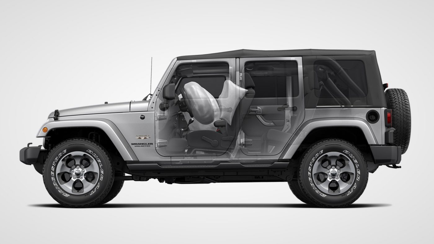 Side Airbags Standard For All 2018 Wranglers – 2018+ Jeep Wrangler (JL)  Forums – New Jeep Wrangler (JL / JT) News and Forum – JLwranglerforums.com