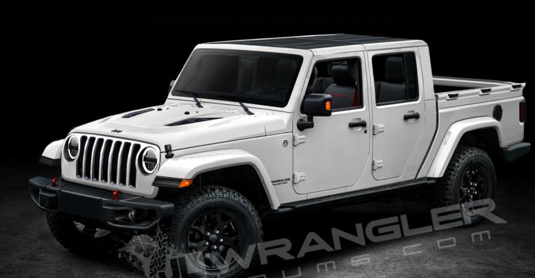 New Jeep Scrambler >> The 2019 Jeep Scrambler Pickup Jt Will Get Diesel Engine