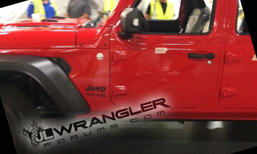 2018 jeep forum. Perfect 2018 Unwrapped 2018 Jeep Wrangler Unlimited JLU Intended Jeep Forum 8