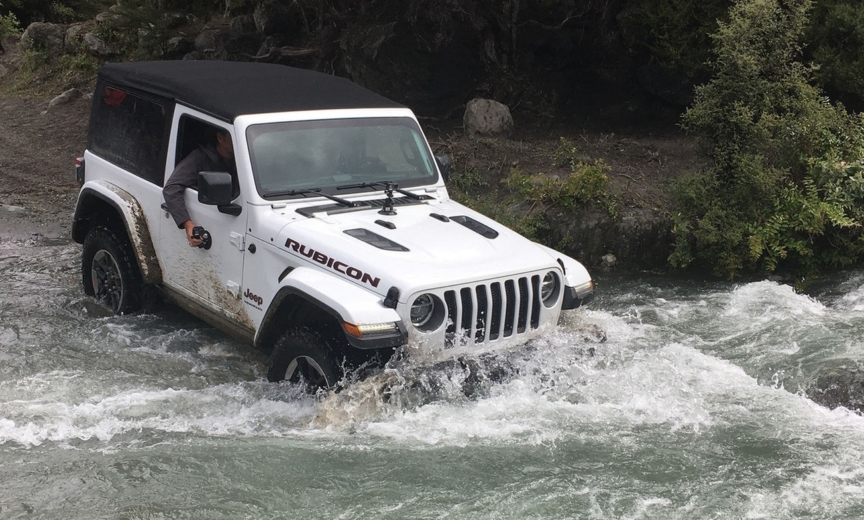 Action Shots of the 2018 Wrangler JL/JLU! – 2018+ Jeep ...
