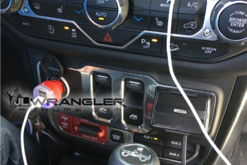 2018 jeep interior. unique jeep here is the center stack and dashboard controls for 2018 wrangler jl intended jeep interior