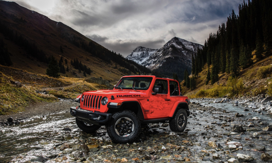 Official 2018 Jl Wrangler Specs And Photos Are Here