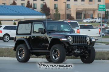 2018 Jeep Wrangler JL Forums  New Jeep Wrangler JL  JT News