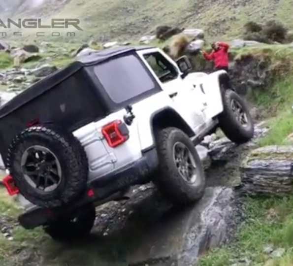 2019 Jeep Wrangler Unlimited Interior: Here Is The Real 2018-2019 Jeep Wrangler Unlimited