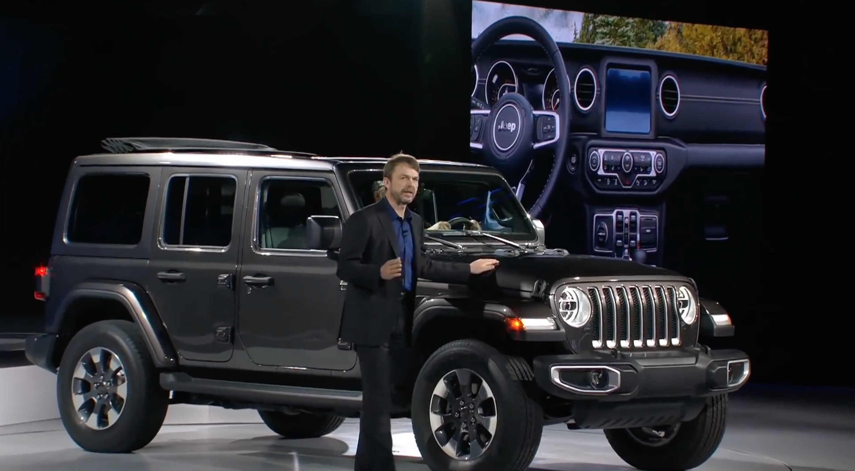 Plug In Hybrid Electric Wrangler Coming In 2020 Announces Jeep Ceo