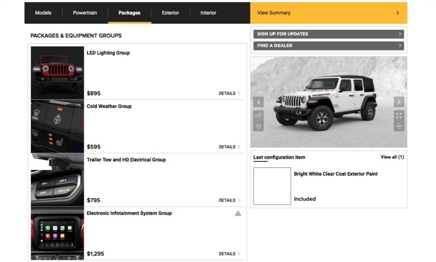 Nice 2018 Jeep Wrangler JL Build And Price Now Online At Jeep.com!