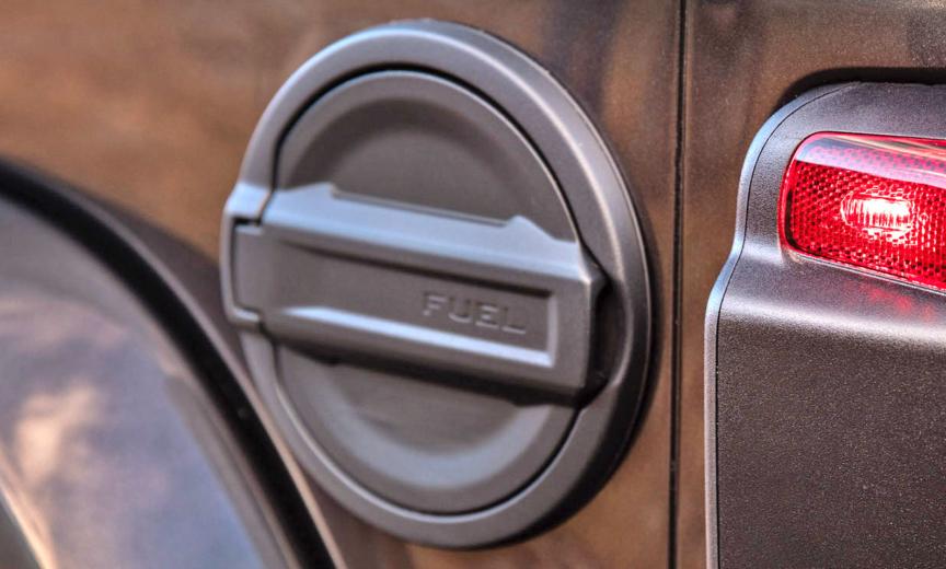 EPA Releases MPG Figures For 2018 Jeep Wrangler 2 Door V6 3.6L (Pentastar)
