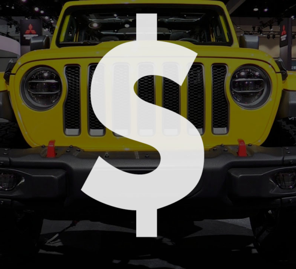 first 2018 jeep wrangler jlu retail window sticker shows options pricing 2018 jeep wrangler. Black Bedroom Furniture Sets. Home Design Ideas
