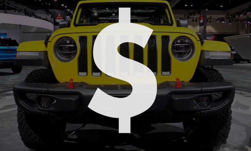 official msrp pricing released for jeep wrangler 2door jl and 4door unlimited