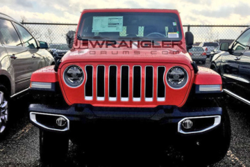 2018 Jeep Wrangler JL JLU MSRP price pricing