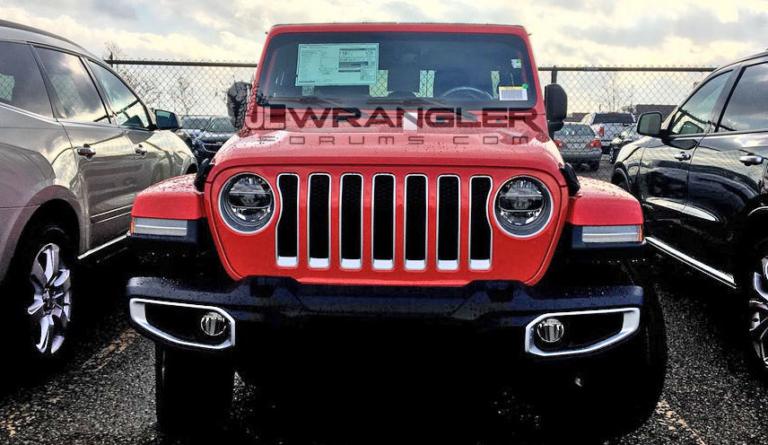 2018 Jeep Wrangler JL JLU MSRP price pricing