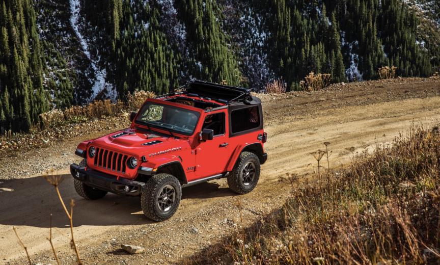 Jeep Confirms 2 Door Jl Wrangler Orders Begin February