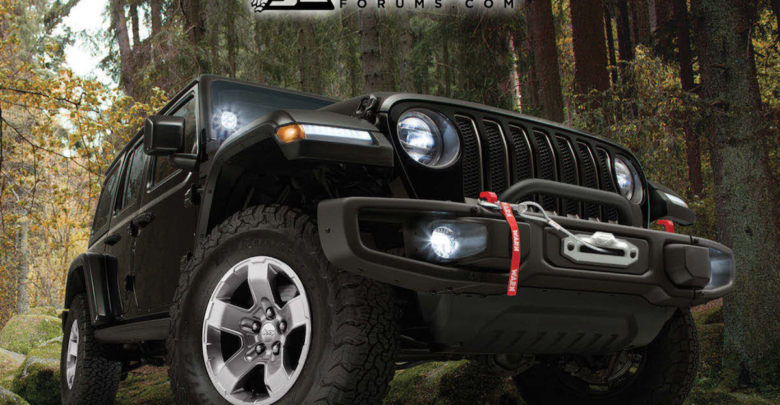 Jeep Performance Parts >> Full 2018 Jeep Wrangler Jl Performance Parts Mopar Catalog