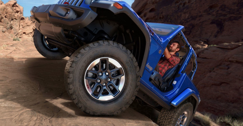 Ocean Blue And Punk N Colors Can Now Be Ordered On The 2018 Jeep