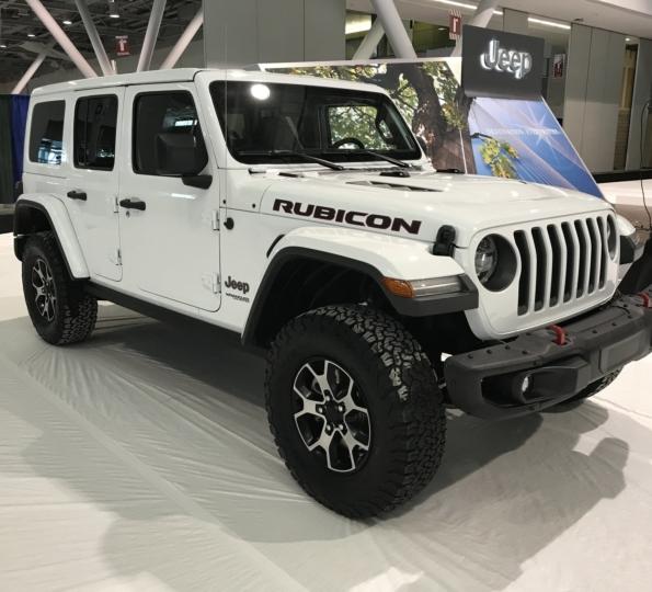 2019 Jeep Wrangler: Elegant 2019 Jeep Rubicon