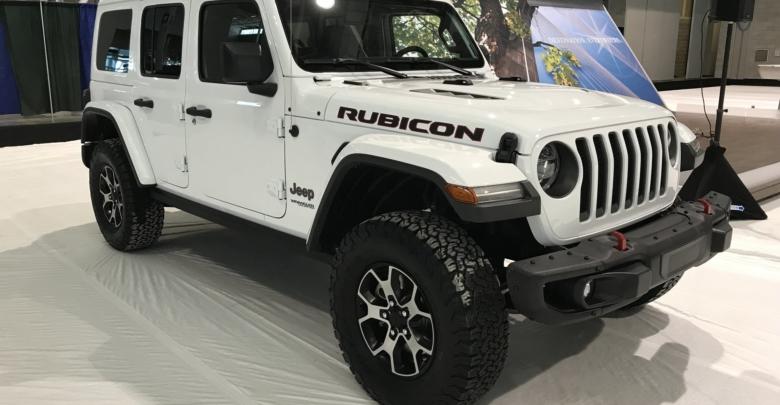 Jeep Jlu Rubicon