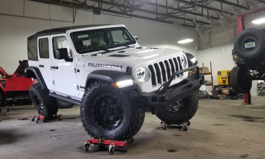 Wonderful Do 37 Inch Tires And 2 Inch Lift Clear The JL Wrangler?