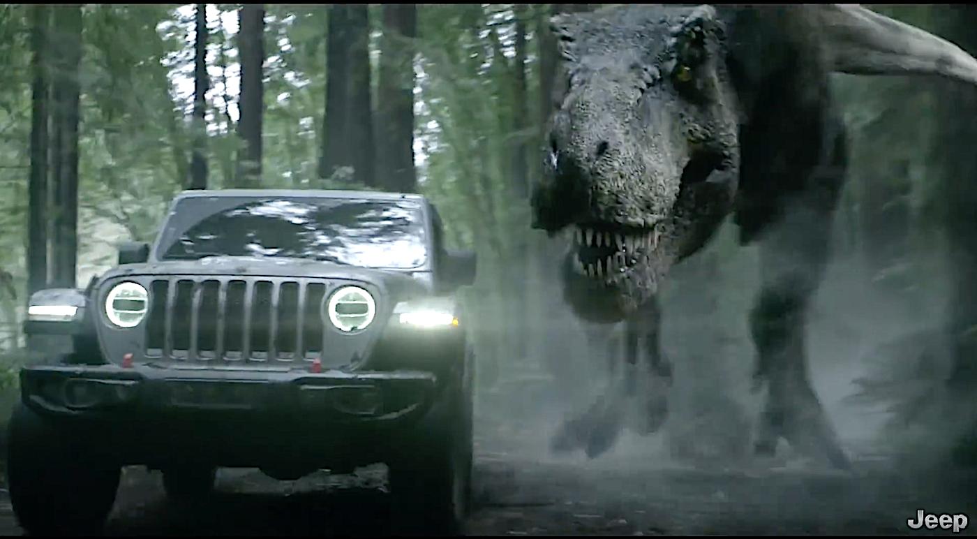 2018 Jeep Wrangler Super Bowl Commercials