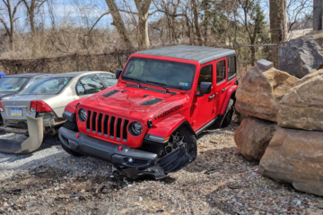 Our First Jl Wrangler Total Loss Crash