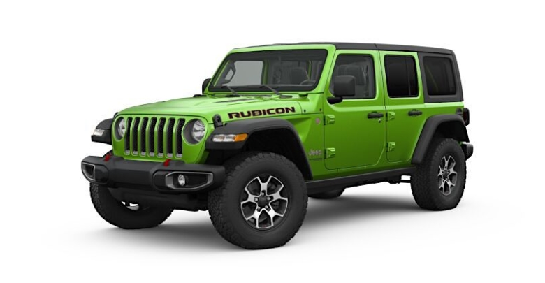Mojito Now Available To Order 2018 Jeep Wrangler Jl