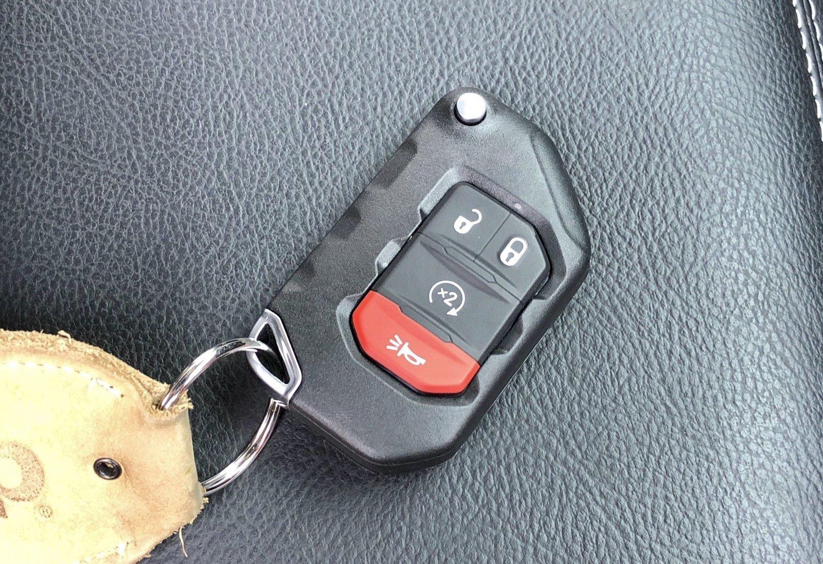 Jl Wrangler Key Fob Is Waterproof 2018 Jeep Wrangler