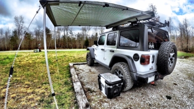 Jl Sliding Roof Rack Preview From Lod Offroad 2018