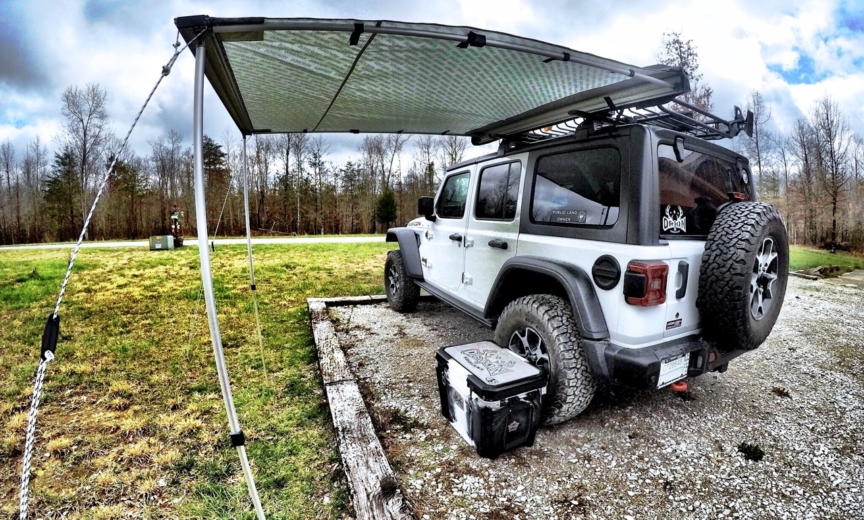 Featured Build: JLU Wrangler Rubicon Overland With Yakima Roof Rack Basket  And Accessories