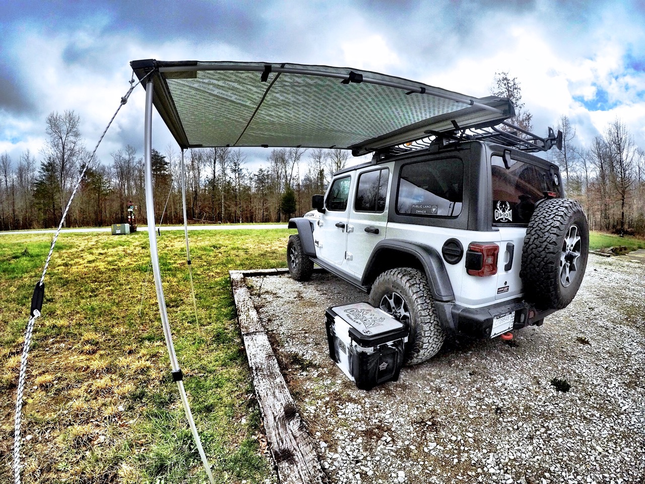 Featured Build Jlu Wrangler Rubicon Overland With Yakima