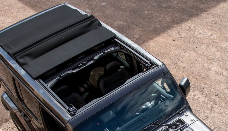 Update: Power Soft Top (Sky One-Touch) Ordering Pushed ...