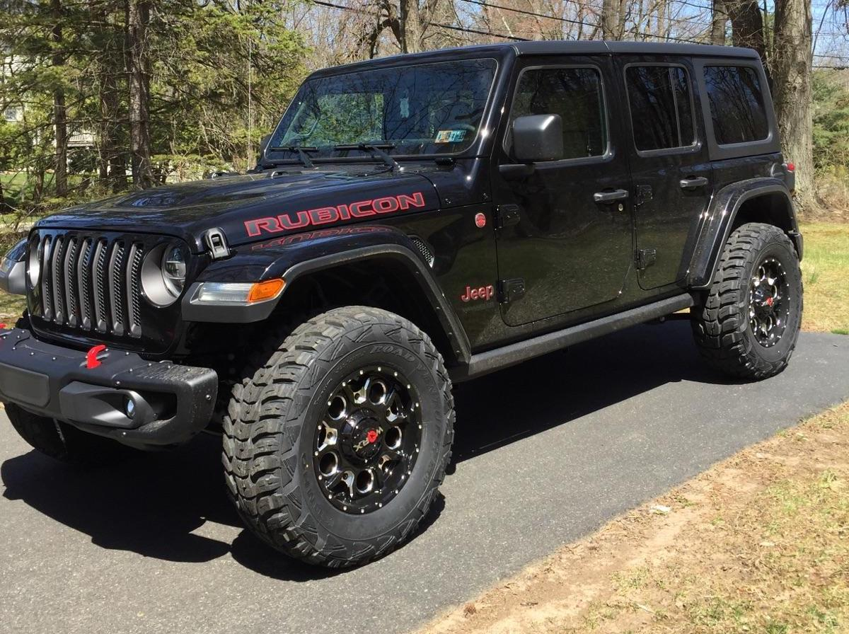 35 S Work And Look Great On Jl Wrangler Rubicon Without