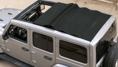 JL Power Soft Top (Sky One-Touch) FINALLY Open for Orders ...