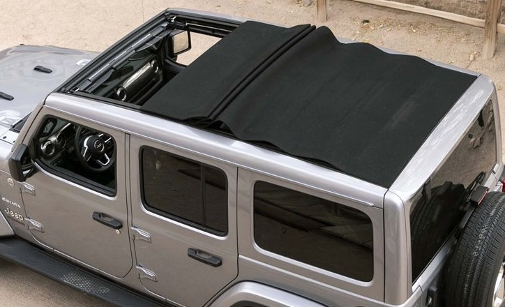 Power Soft Top Update Available Soon For Two And Four Door Jl
