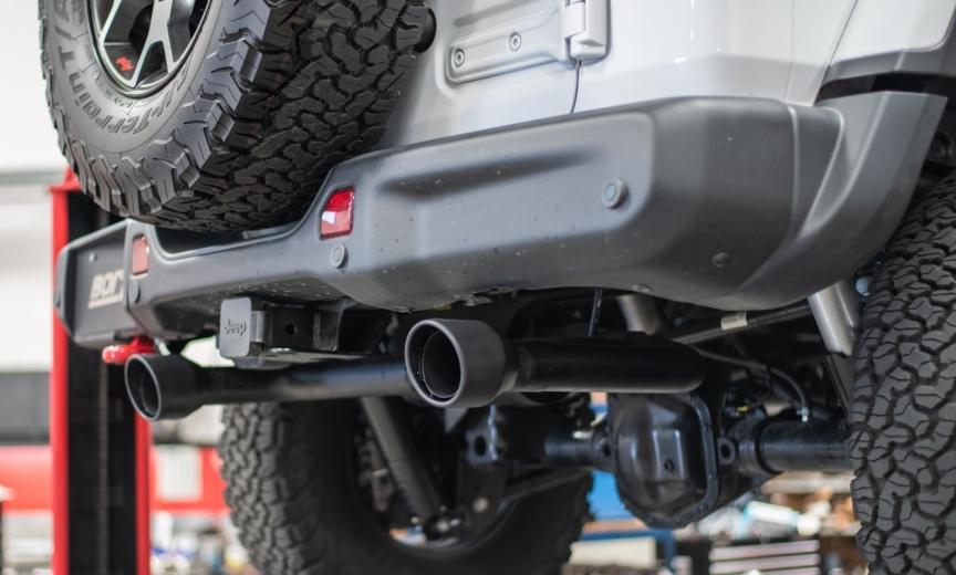 Borla Exhaust For 2018 Jeep Wrangler Jl: Borla Exhaust Jeep Wrangler At Woreks.co