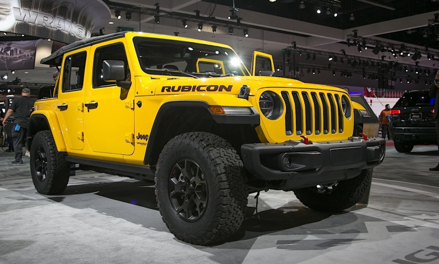 Hella Yella JL Now Open for Orders! – 2018+ Jeep Wrangler ...
