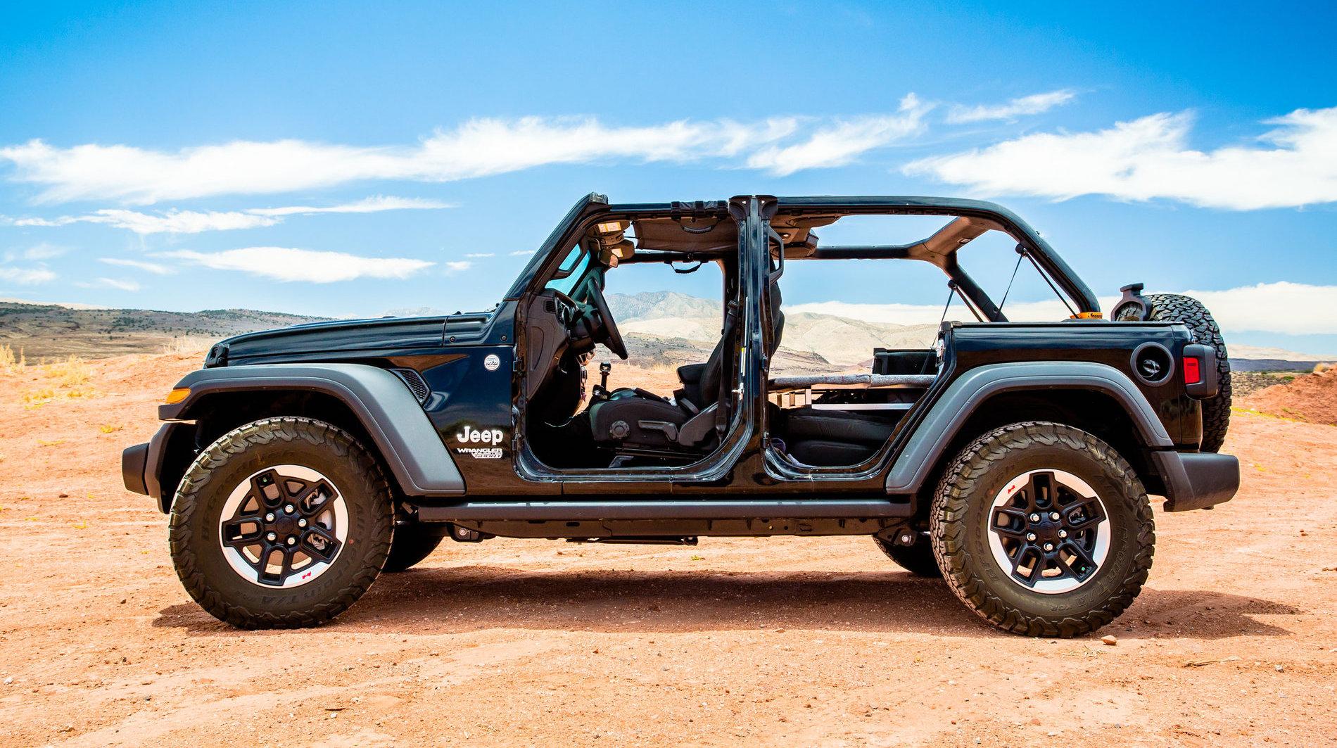 First time doorless - Jeep Wrangler Forum